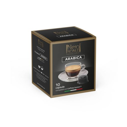 Arabica Tchibo Cafissimo kompatibilis kávékapszula 10db