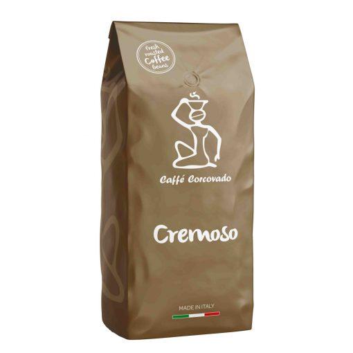 Caffè Corcovado Cremoso szemes pörkölt kávé 1kg