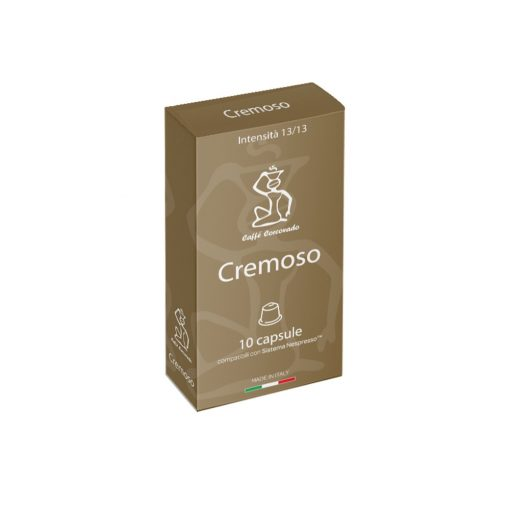 Cremoso Nespresso kompatibilis kávékapszula 10db