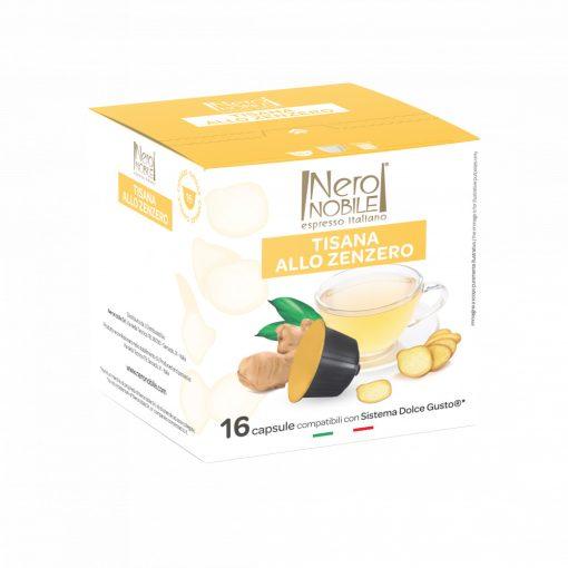 Gyömbéres tea Dolce Gusto kompatibilis kapszulában 16db