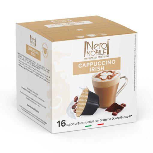 Ír krémlikőrös Cappuccino Dolce Gusto kompatibilis kapszulában 16db