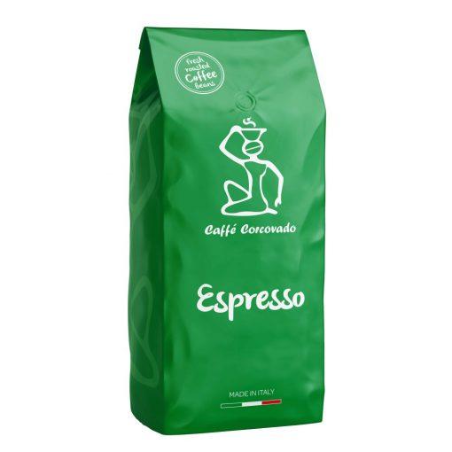 Caffé Corcovado Espresso szemes pörkölt kávé 1kg