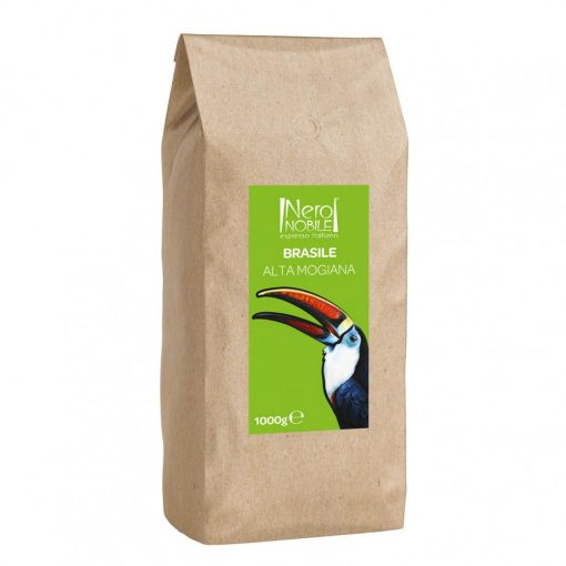 Brasile Santos szemes pörkölt kávé 1kg
