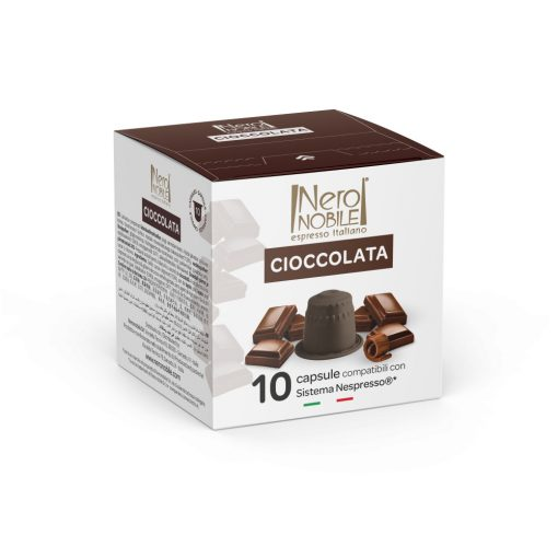 Cioccolato Nespresso kompatibilis forró csoki kapszula 10 db