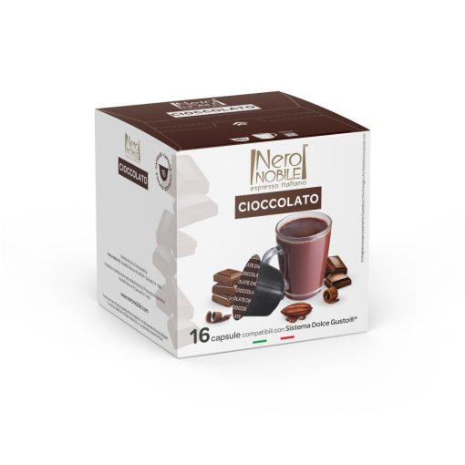 Cioccolata Dolce Gusto kompatibilis forró csoki kapszula 16 db