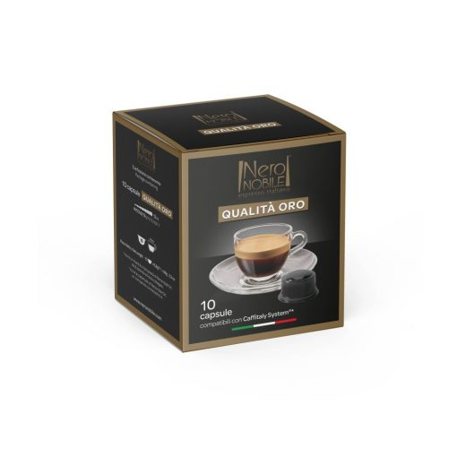Qualita Oro Tchibo Cafissimo kompatibilis kávékapszula